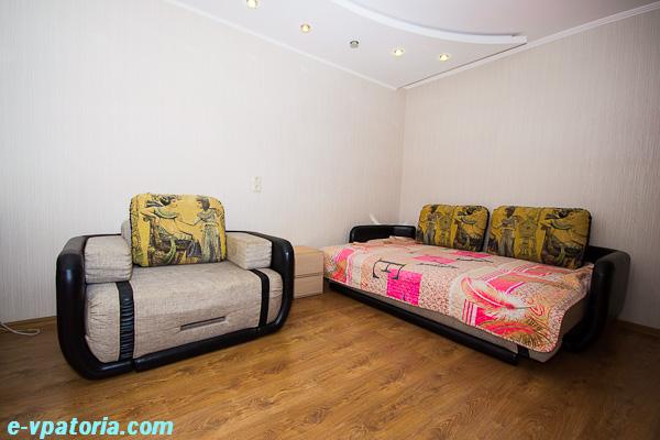 Шикарная однокомнатная квартира в Евпатории