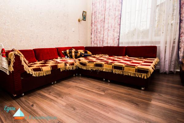Квартира в зеленом районе Евпатории