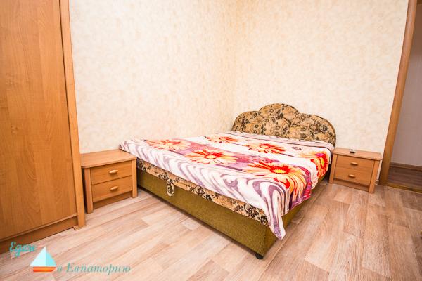 Ухоженная двухкомнатная квартира