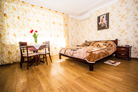 Роскошная просторная двухкомнатная квартира