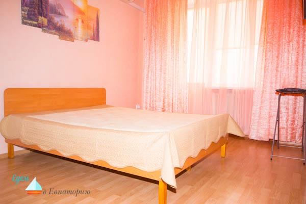 двухкомнатная квартира с ремонтом Евпатория