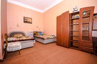 Отдых с ребенком: Солидная трехкомнатная квартира