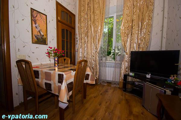 Квартира на ул. Бартенева