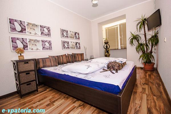 Трехкомнатная квартира люкс Евпатория