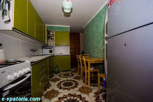 Просторная трехкомнатная квартира