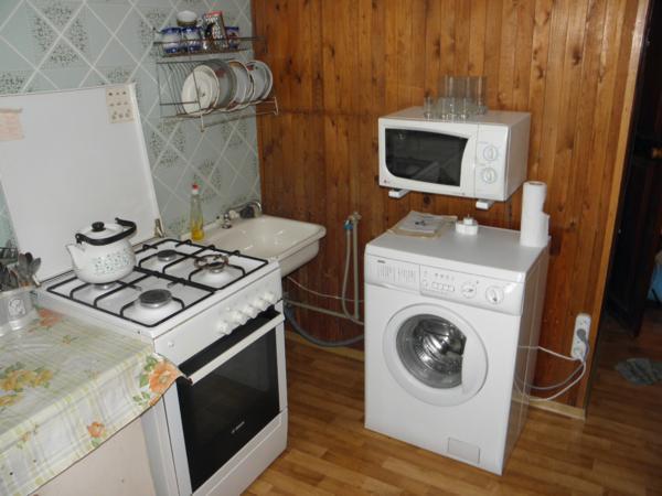 Квартира со стриральной машиной и кондиционером в центре Евпатории