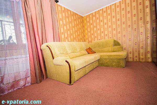 Удобная двухкомнатная квартира