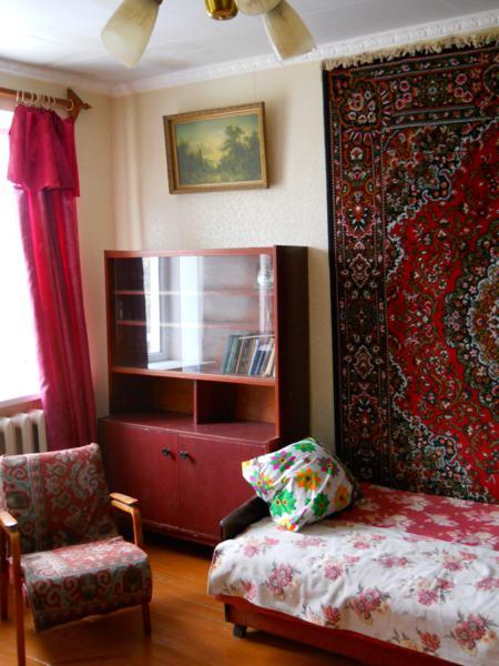 Недорогая квартира на 2-3 человека