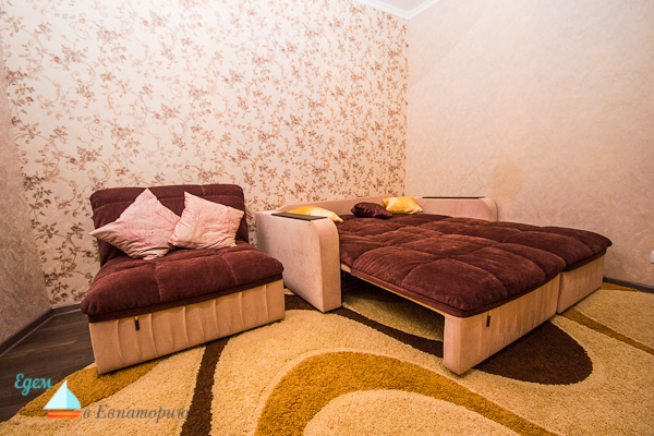 красивая квартира в старом городе Евпатории