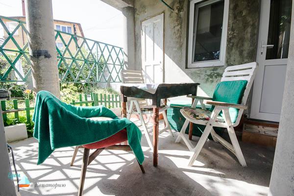 комнаты в Старом городе Евпатории снять недорого у моря