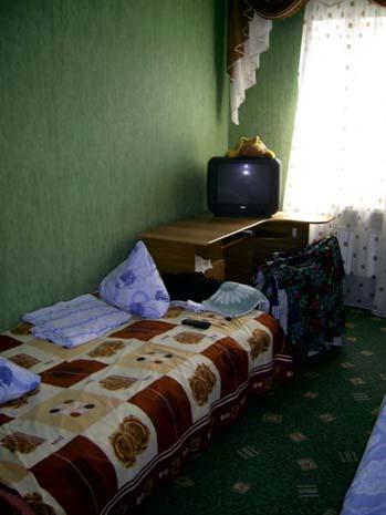 Недорогие комнаты в Евпатории